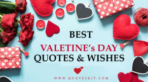 Valentine's Day Quotes & Wishes
