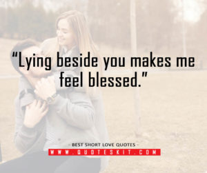Best Short Love Quotes for her4