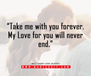 Best Short Love Quotes for her6