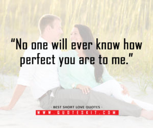 Best Short Love Quotes for her7