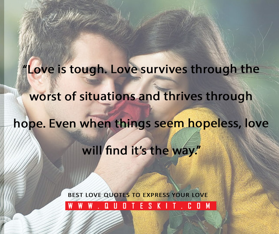 Beautiful Love quotes for him