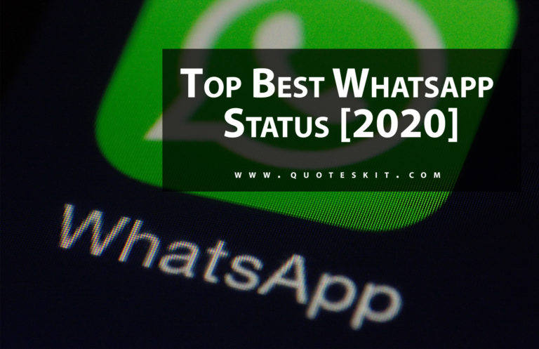 Best Whatsapp Status
