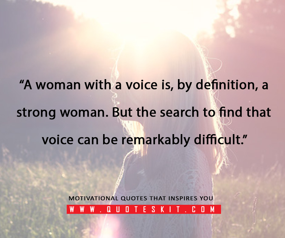 women motivational quotes