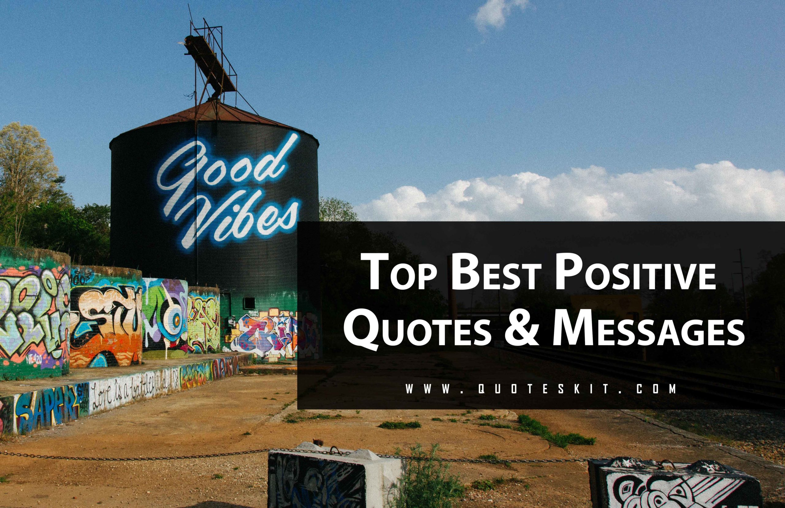 Top Best Positive Quotes & Messages