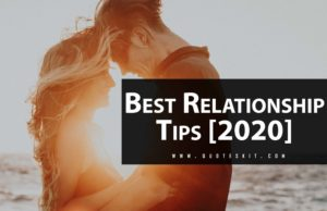 Relationship Tips to make your Relation More Stronger