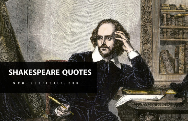 🤩 100+Top-most Brilliant Shakespeare Quotes 2020