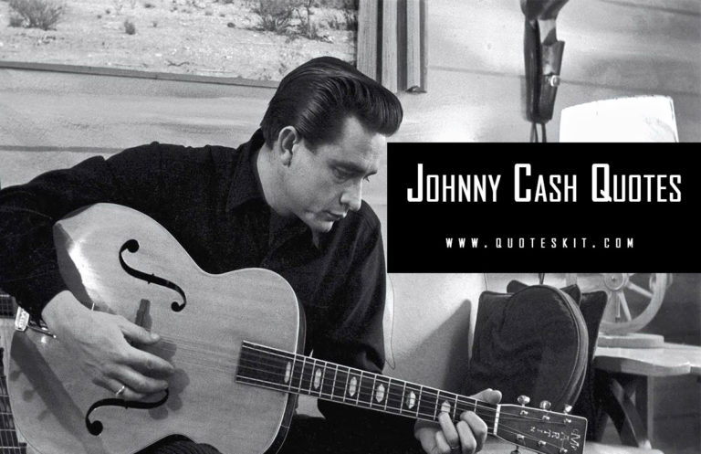 100+ Famous Johnny Cash Quotes 2020