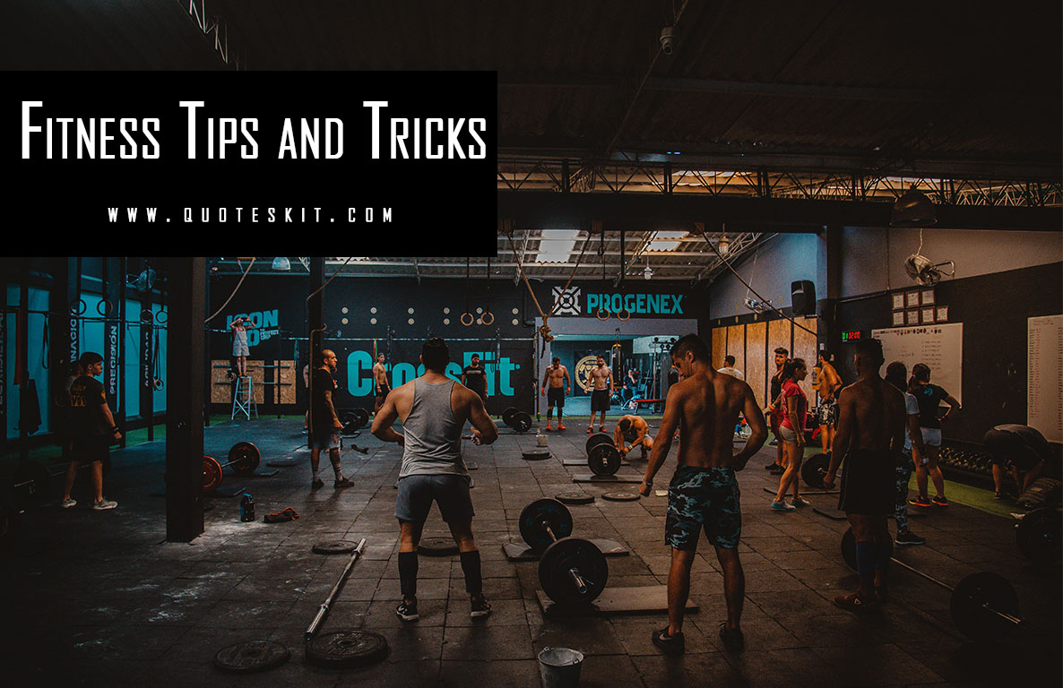 Easy to Follow Fitness Tips and Tricks In 2020