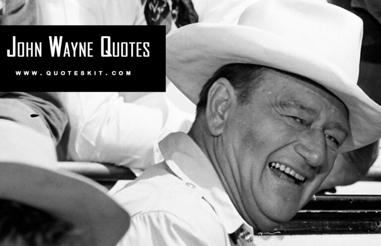 100+ Best John Wayne Quotes that will Inspire Your Passion